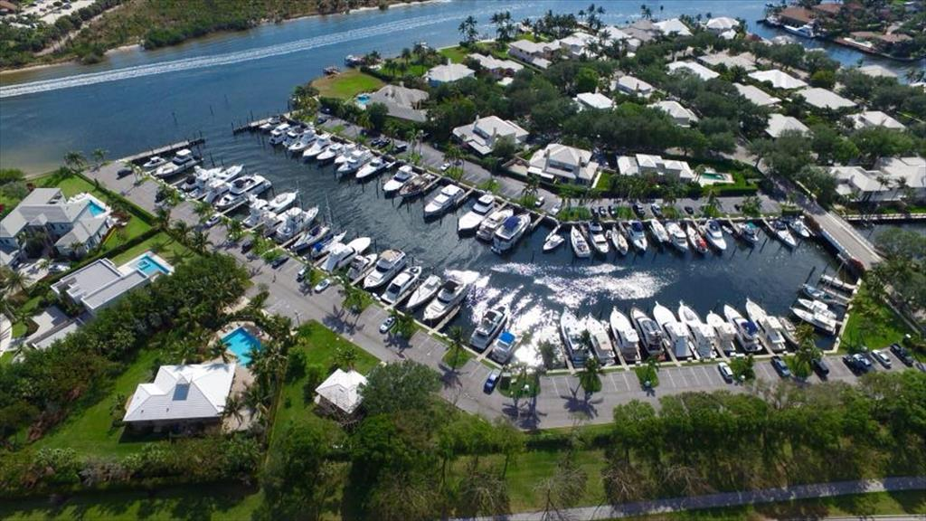 70' Boat Slip for Sale at Cypress Island Marina, Palm Beach Gardens, FL