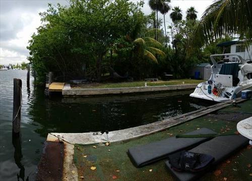 Boat Slip Miami River up to 25 feet