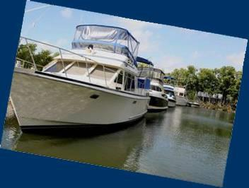 Up to 47' Boat Dock Slip for Rent, plus 1 month free