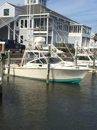 Boat slip @ Pirates Cove Marina OBX